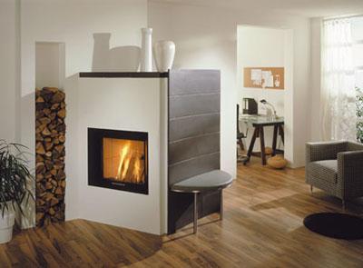 Chauffez votre maison au feu de bois