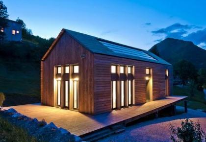Construire une maison en bois : un projet écologique