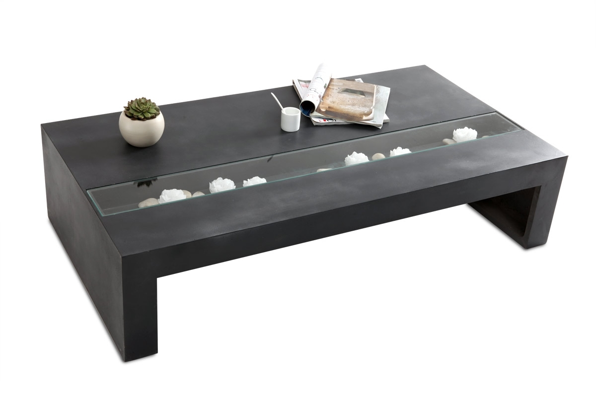 Quelle table basse choisir pour son salon maison press - Tables basses de salon design ...
