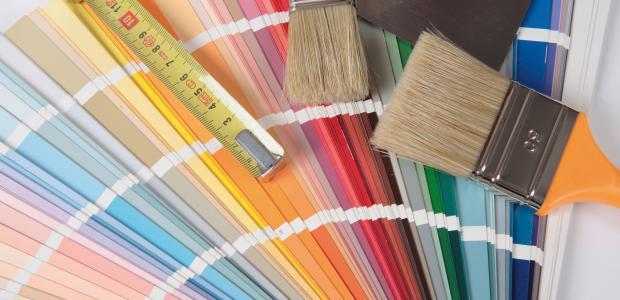 Peinture et papiers maison press for Quelle peinture choisir pour un salon