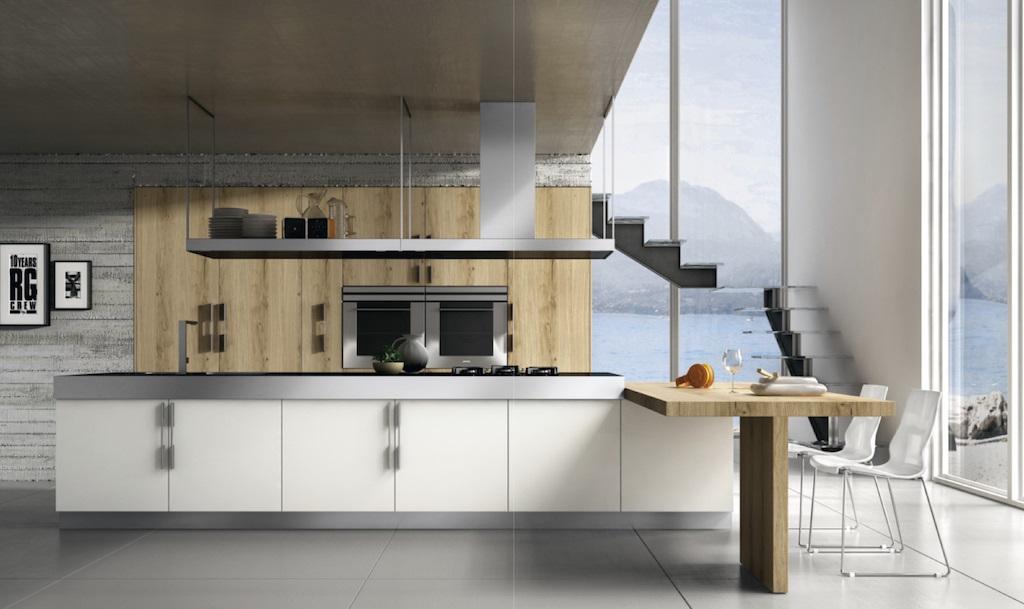 Comment choisir votre cuisine design maison press for Modele cuisine design