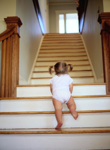 Changer d'escalier