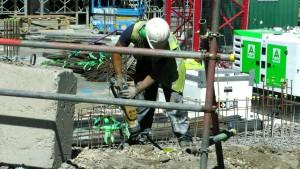 chantier construction