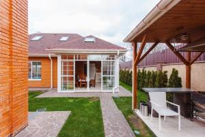 patio maison