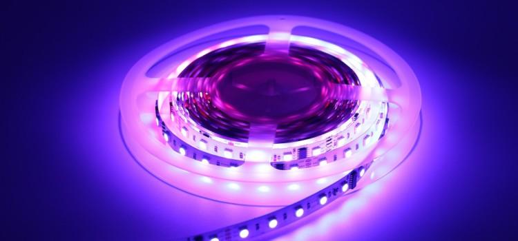 Le ruban LED: un accessoire décoratif à part entière