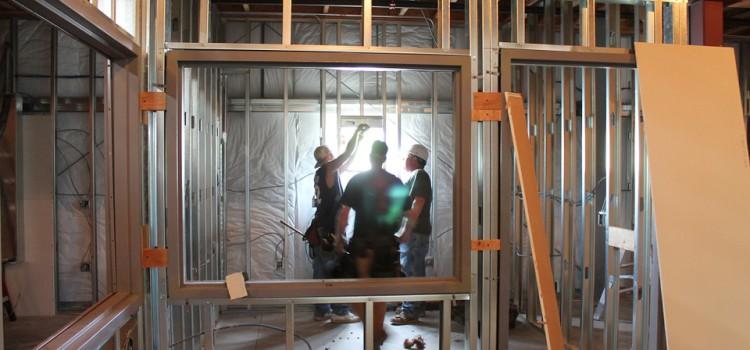 Rénovation intérieure : l'importance des travaux d'isolation d'une maison